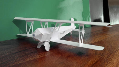 Firefly biplane